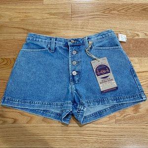 🆕✨Vintage 90's l.e.i Jean shorts